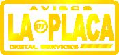Avisos La Placa Bucaramanga – Acrilico, Impresión Digital, Señalizacion